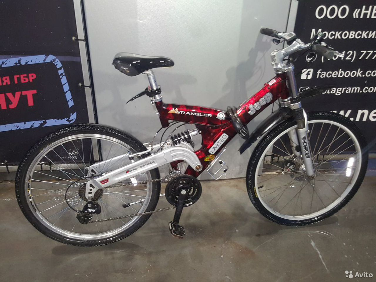 Продам Велосипед Jeep  89005655001 купить 1