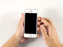 iPhone 5s, 128GB, Золото