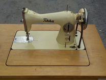 Швейная машинка tikkakoski Финляндия