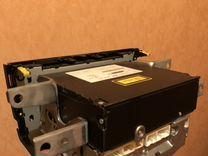 Штатный магнитофон с Toyota RAV 4