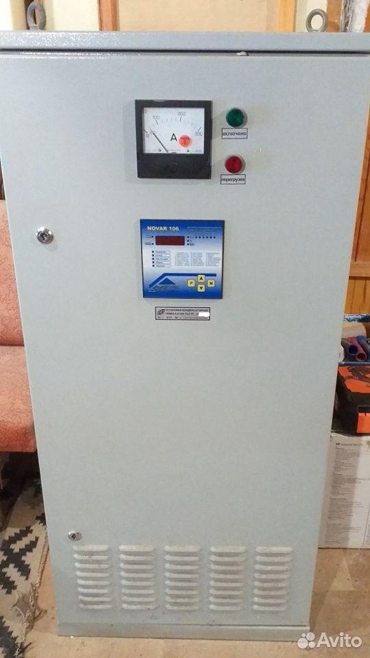 Установка конденсаторная укм63-0,4-125-12,5  89123330200 купить 1