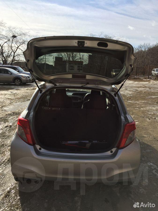 Toyota Vitz, 2011  89662715007 купить 4