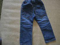 Детские джинсы + кофточка