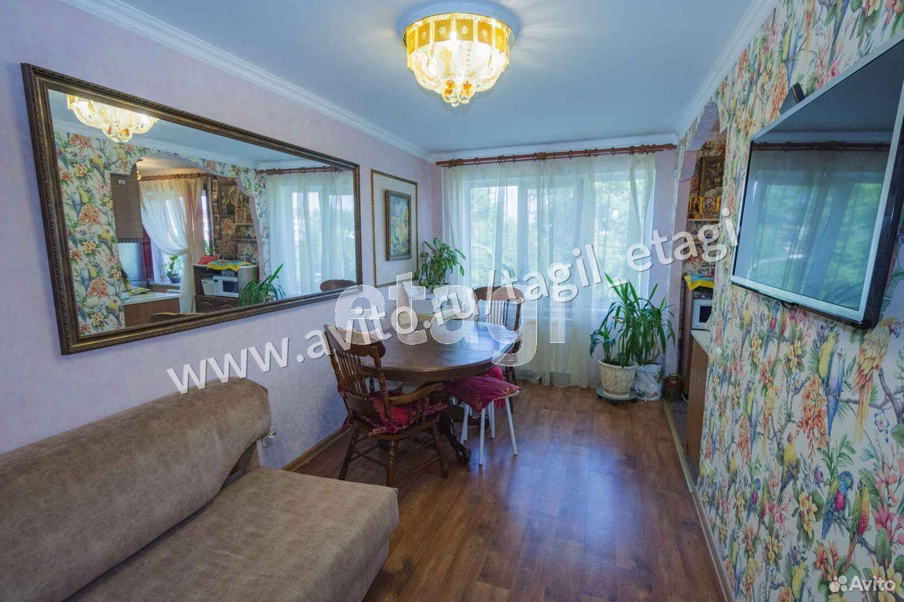 3-к квартира, 57 м², 4/5 эт.  89221680562 купить 1