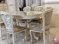 Стол обеденный овальный — Мебель и интерьер в Краснодаре