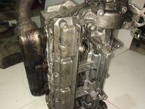 Головка двигателя мерседес 642