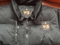 Пуховик Y3 Yohsi Yamamoto оригинал — Одежда, обувь, аксессуары в Москве