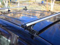 Багажник на крышу авто Aero Евродеталь