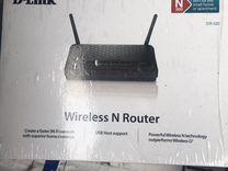 Роутер wi-fi d-link dir 620