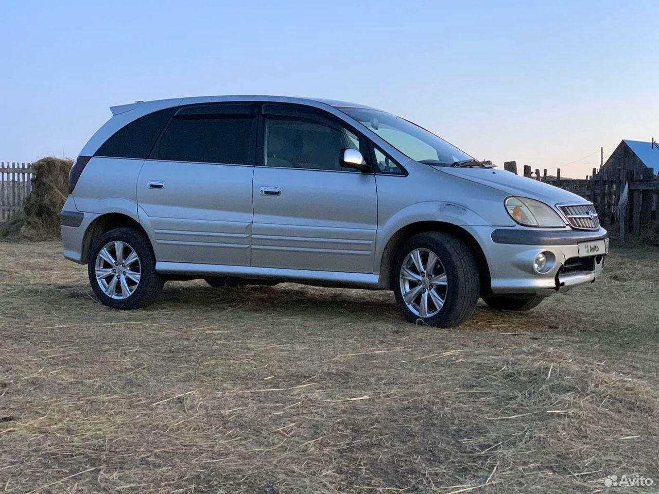 Toyota Nadia, 2000  89644602536 купить 10