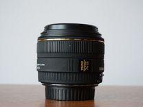 Объектив Sigma 30mm f/1.4 EX DC HSM Canon