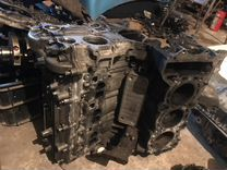 Блок двигателя мерседес 642.932