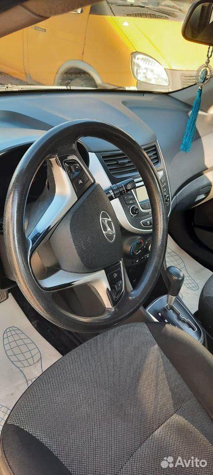 Hyundai Solaris, 2011  89604255877 купить 6