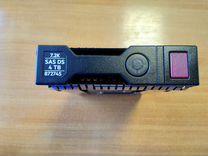 Серверный HDD 4Тб, HPE 872487-B21