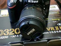 Продам зеркальный фотоаппарат Nikon