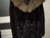Норковая шуба — Одежда, обувь, аксессуары в Москве