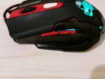 Мышь игровая Qumo Biohazard