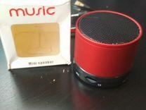 Портативная колонка Music mini speaker bluetooth