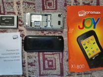 SAMSUNG J1 SM-J100 FN и Micromax x1800 joy