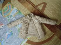Новая куртка на флисе, 98-104см (Германия)