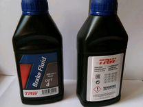 Жидкость тормозная TRW Brake Fluid DOT 4, 0.5л