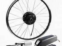 Электровелосипед из велосипеда Комплект mxus 350w