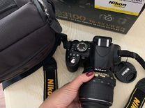 Nikon D3100 — Фототехника в Магнитогорске