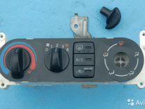Nissan Almera N16 2000-2006г блок управления