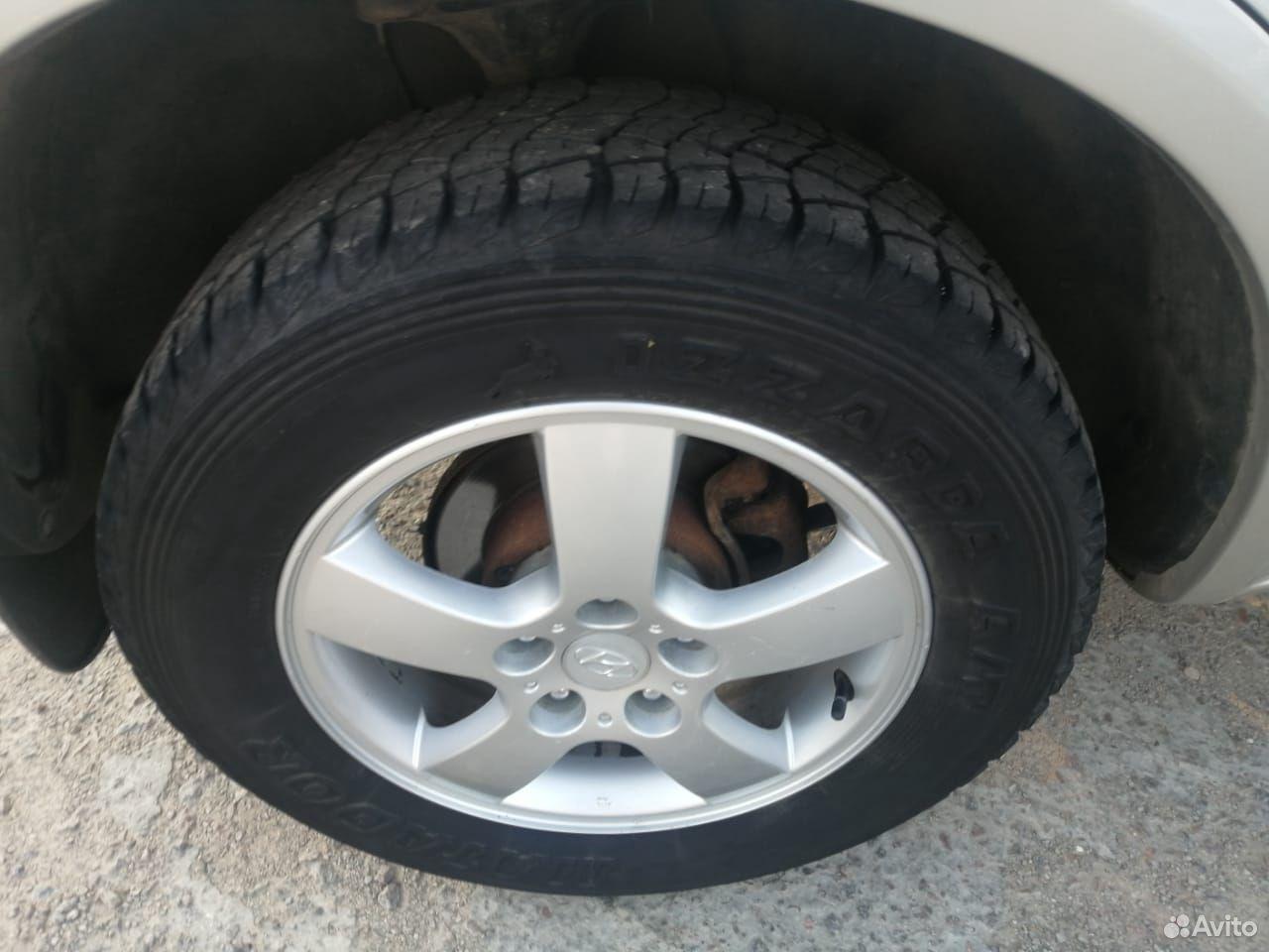 Hyundai Tucson, 2008  89092315708 buy 7