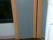 Мойка и шкаф для посуды