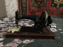 Ручная швейная машинка Seidel & Haumann, Dresden