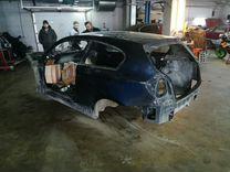 Кузов BMW E81 E82 E87