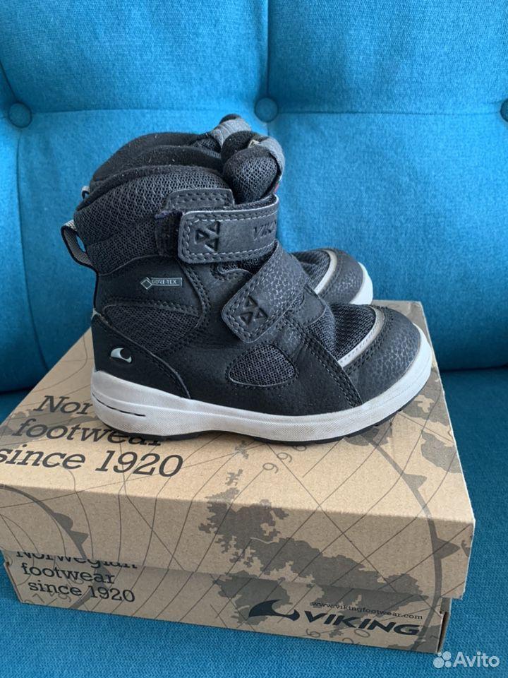 Ботинки Viking зима 24  89211054777 купить 3