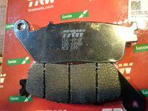 TRW lucas Тормозные колодки MCB599