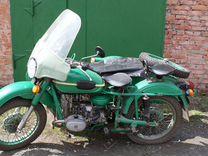 Колесо мотоцикла урал