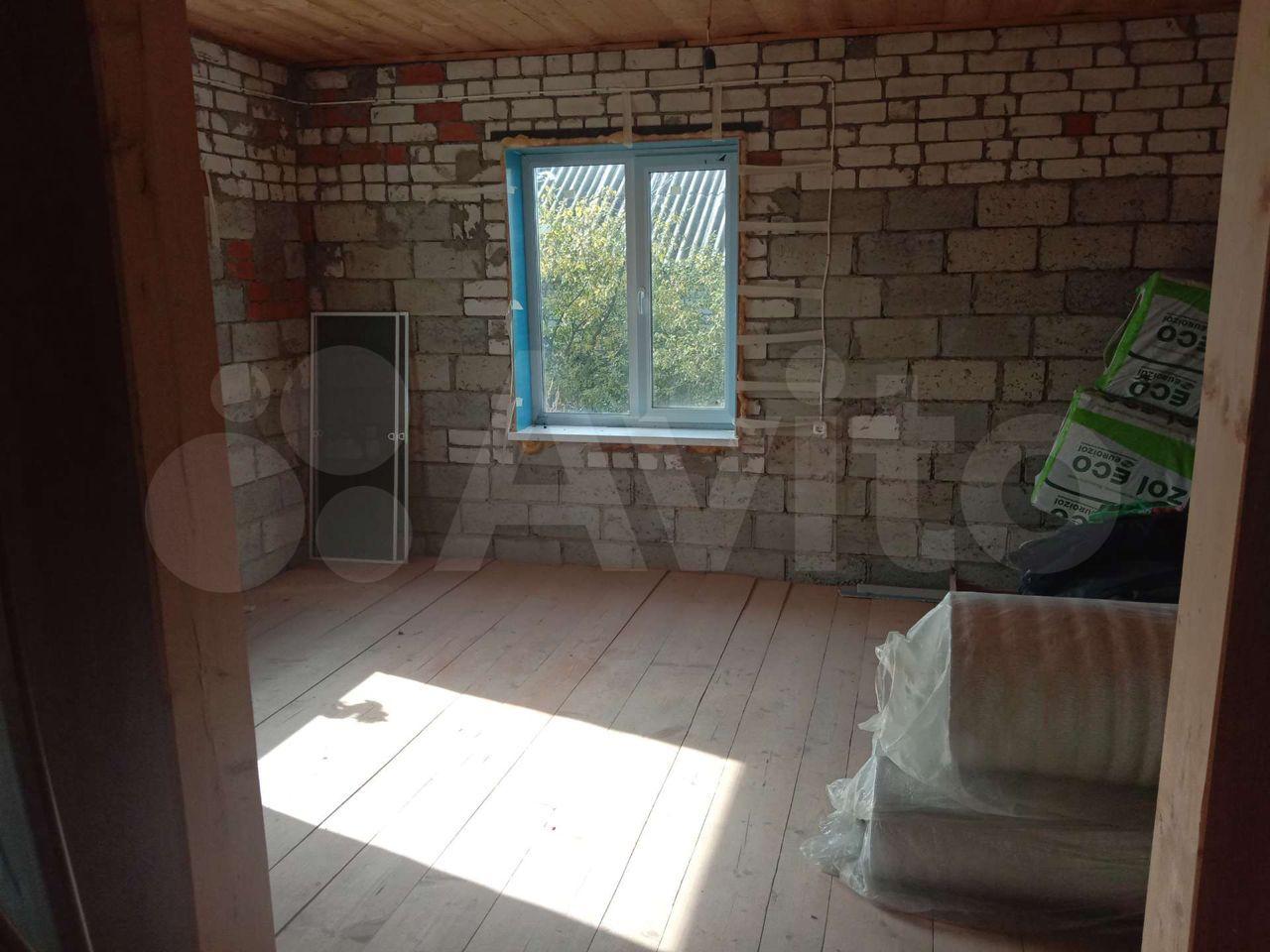 Дом 62.2 м² на участке 21 сот.  89061413244 купить 4