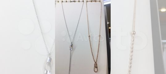 Цепочка из белого золота 585 пробы купить в Свердловской области на Avito —  Объявления на сайте Авито 3e1257e5aab