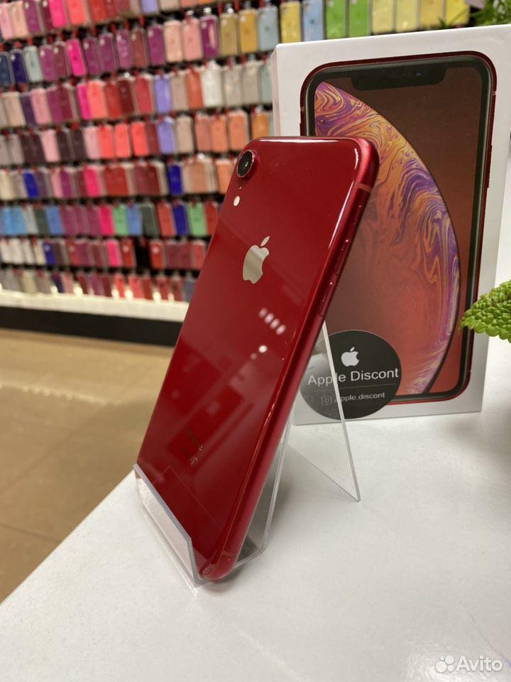 iPhone xr 64GB красный  89024155999 купить 4