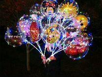 Светящийся шарик диско шар свето шар лёд Led bobo — Мебель и интерьер в Нижнем Новгороде