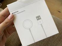 Зарядное устройство на Apple Watch magnetic chargi