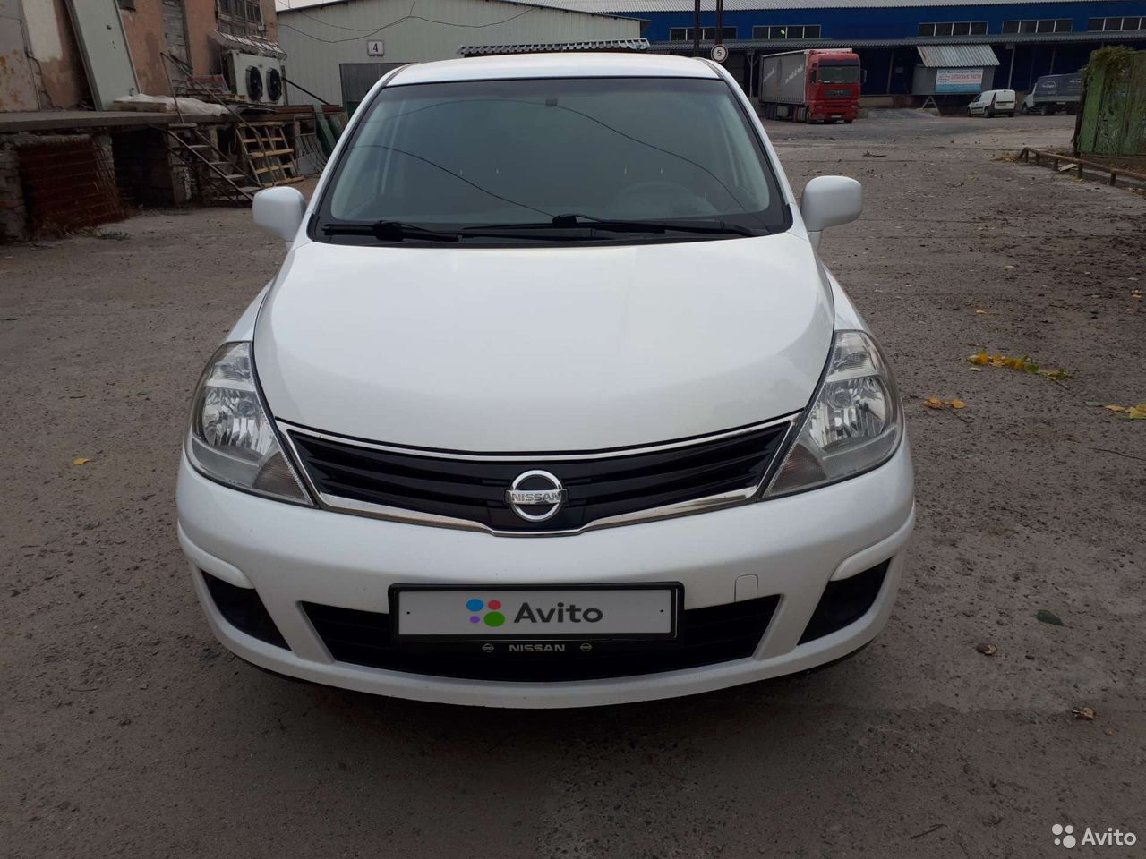 Nissan Tiida, 2012  89066029715 купить 4