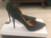 Туфли натуральная кожа новые