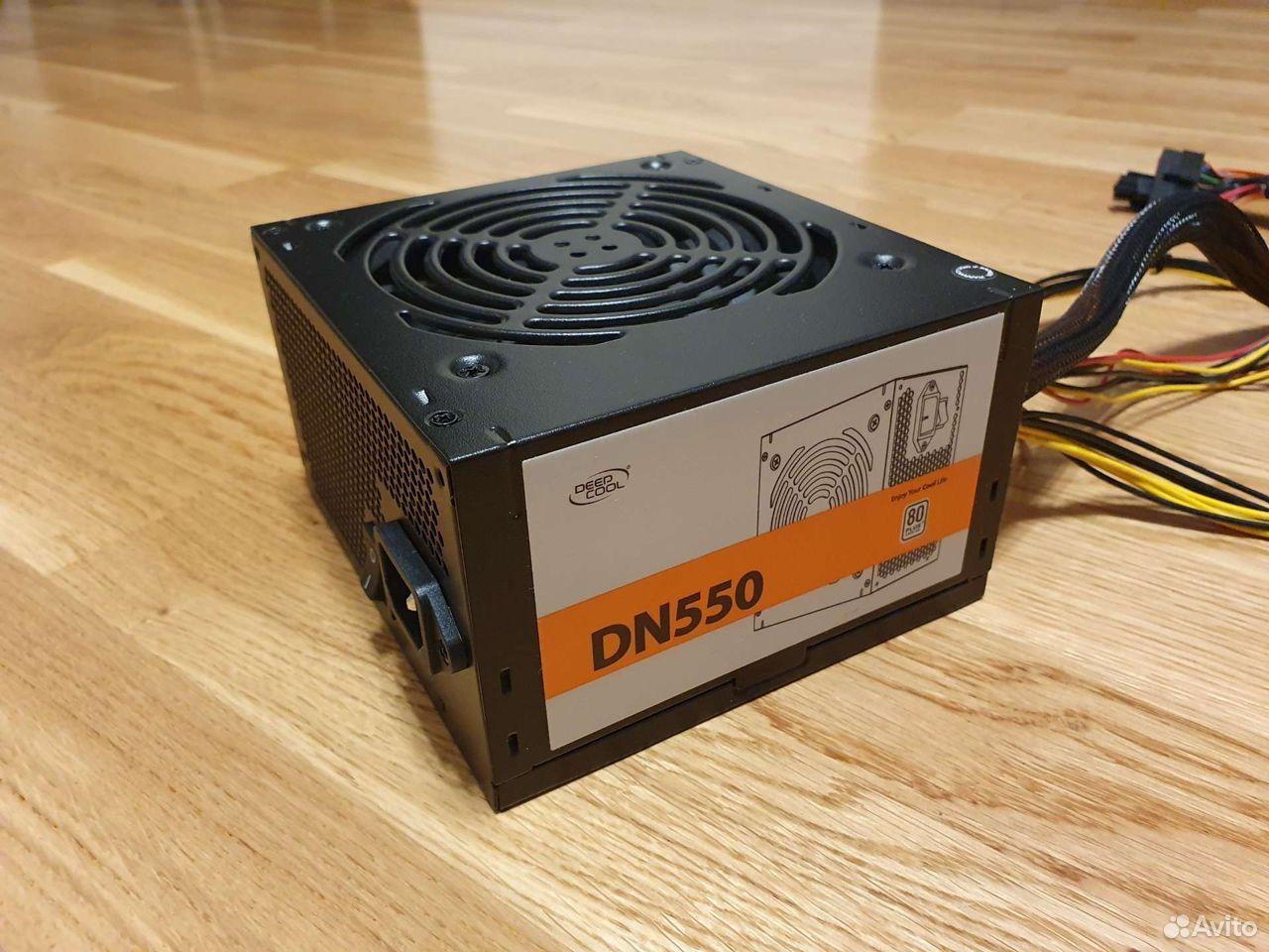 Блок питания Deepcool DN550  89889948824 купить 1