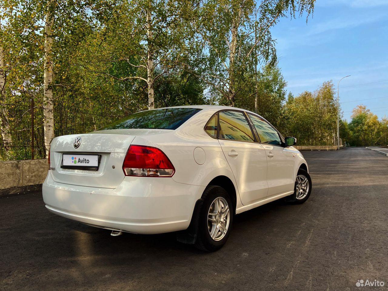 Volkswagen Polo, 2013  89656385813 купить 3