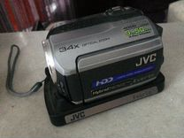 JVC Everio GZ-mg145er