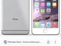 Продам айфон 6 на 16