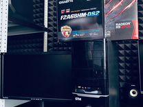 Мультимедийно игровой пк + монитор