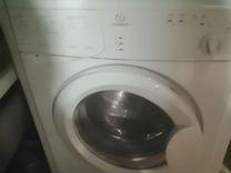 Продам стиральную машину indesit автомат б/у