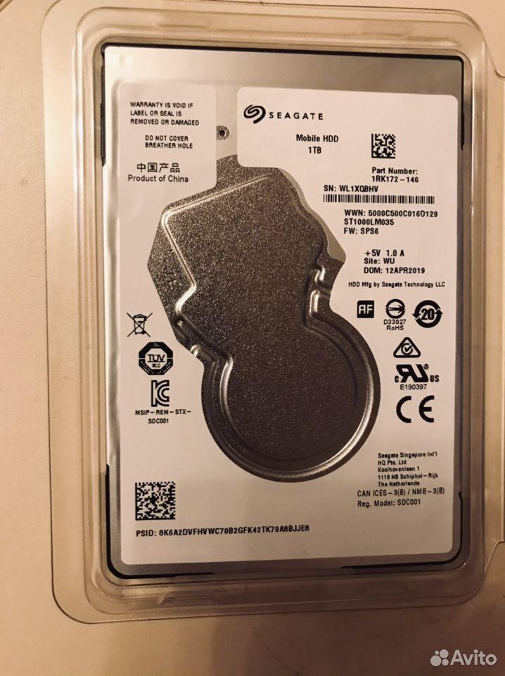 Оригинальный Жесткий диск для PS4 Pro 1 TB  89525635588 купить 1