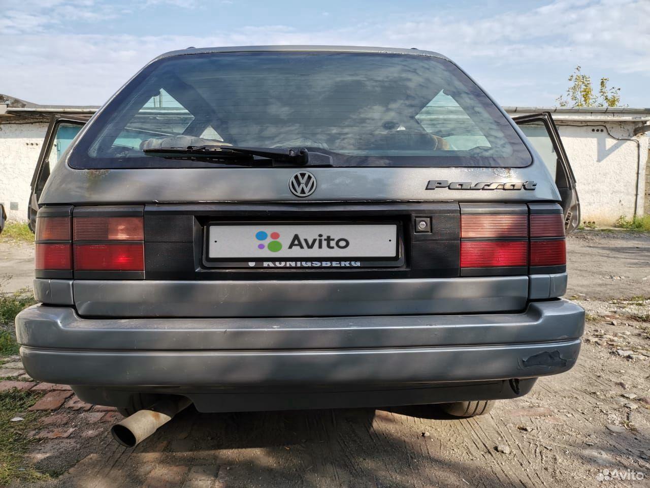 Volkswagen Passat, 1993  89097990885 купить 3